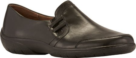 Walking Burnis Black Frauen Cradles Ace Loafers Leder rwrUYqR