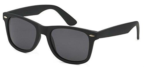 Sunglasses Classic 80's Vintage Style Design… …… (Black - Style 80 Sunglasses