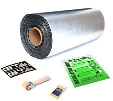 GTMat 100sqft 36in Wide Single Roll 80mil Ultra Sound Deadener