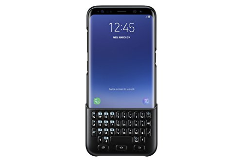 Samsung Galaxy S8 Keyboard Cover , Black