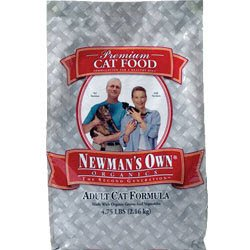 Newman's Own Organics Adult Formula Dry Cat Food