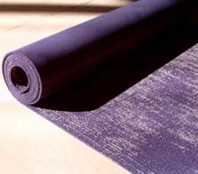 The Original Eco Yoga Mat -- Rated #1 Eco Mat by NY Times