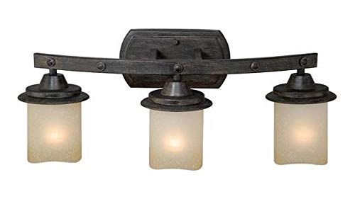 Black Walnut Halifax 3 Light Vanity ()