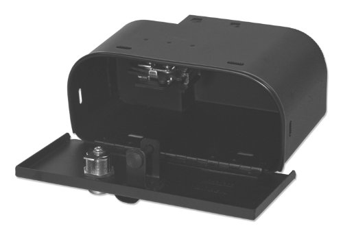 (Tuffy 035-01 Cj Security Glove Box -Black)
