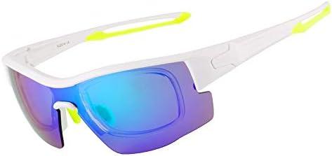 CDKET 屋外用乗馬メガネ、近視用偏光サングラス、マウンテンバイク、オートバイ、自転車、防風スポーツミラー CDKET (Style : 2)