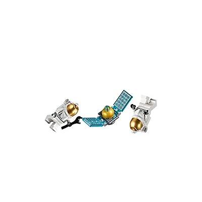 LEGO City Space Port 60078 Utility Shuttle Building Kit: Toys & Games