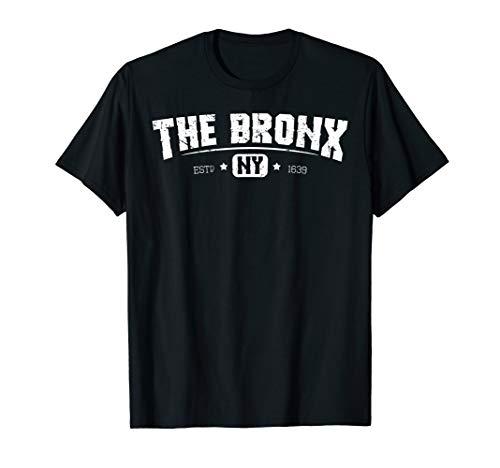 The Bronx, New York Souvenir Tshirt - BX, NYC T shirt]()