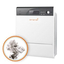 Oransi Air Purifier Max Large Room for Asthma Dust Allergies Covers 600sq.ft