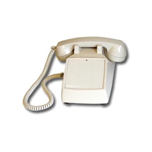 Viking Electronics VK-K-1900D-2ASH Viking Hot Line Desk Phone – Ash
