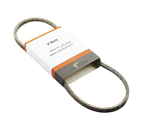 - Antanker Drive Belt Replacement Toro 117-1018 V-Belt 20330 20331 20350 20351