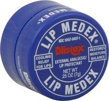 Lip Medex Blistex externe analgésique / Lip Protectant 0,25 oz (Pack de 6)
