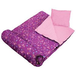 Wildkin Princess Sleeping Bag, Outdoor Stuffs