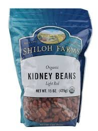 Shiloh Farms: Light Red Kidney Beans 15 Oz (6 Pack) by Shiloh Farms