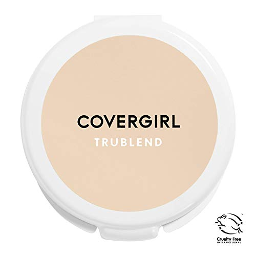 (COVERGIRL, truBlend Pressed Blendable Powder, Translucent Fair, .39 oz, 1 Count (Packaging May Vary))