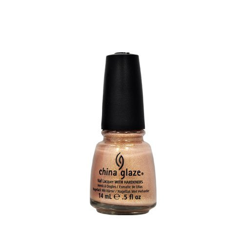 China Glaze Nail Lacquer, Fast Track, 0.5 Fluid Ounce ()