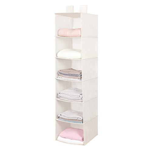 MustQ Hanging Closet Organizer, ...