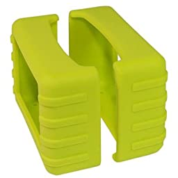 82 Series Rubber Boot Size 5 - Green (Pair) - 1.75 Inch X 4.75 Inch X 2 Inch