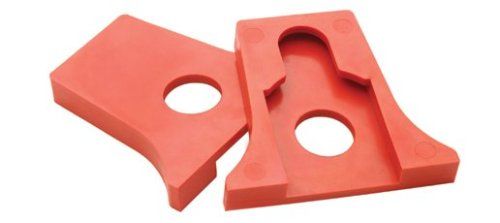 Shop Fox D3233 Clamp Pads for 3/4-Inch Pipe Clamp