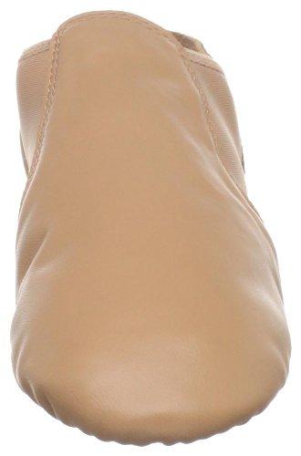Women's Suntan Gore Boot Light Class Spandex Light Jazz GB301 Dance qwf5znvOW
