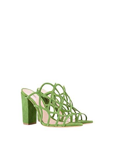 Fashion Schutz Green Women's Fashion Women's Schutz Sandals Sandals Green qYYSaxFwP