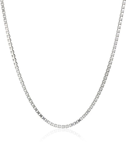 Genuine Solid Sterling Silver Necklace