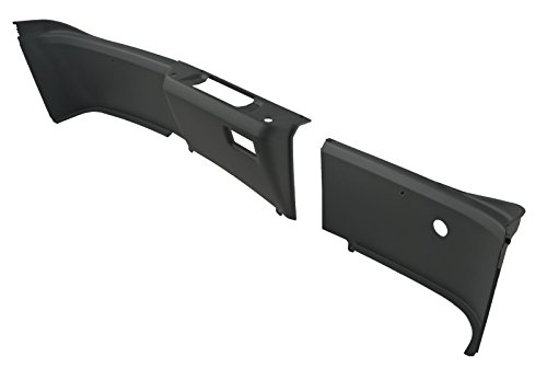 1987-1993 Mustang Hatchback Interior Rear Hatch Body Trim Panels LH & (Reproduction Body Panels)
