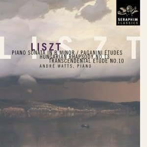 Liszt: Piano Sonata in B minor; Paganini Etudes; Hungarian Rhapsody No. 13; Transcendental Etude No. 10