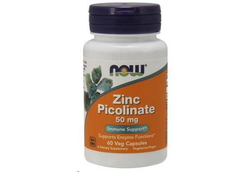 Zinc Picolinate 50mg Capsules Pack