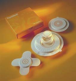 (Coloplast Comfeel Plus Pressure Relief Hydrocolloid Dressing 3