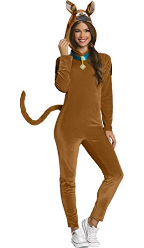 Rubie's Women's Scooby Doo Costume, Small, As