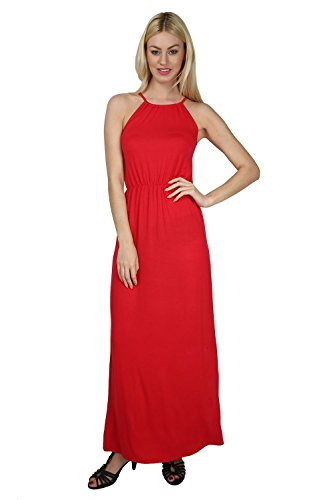 Oops Outlet -  Vestito  - Donna rosso 40
