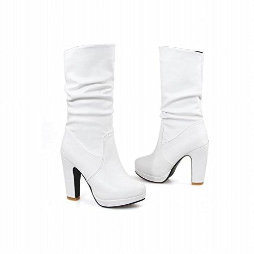 Van De De Mode Elegante Sexy Datum Van De Vrouwen Eenvoudige Partij Van De Partijpartij Korte De Laarzenlaarzen