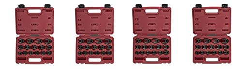 Neiko 03324A 3/8'' and 1/2'' Drive Metric Crowfoot Wrench Set (15 Piece) Neiko 03324A 3/8'' and 1/2'' Drive Metric Crowfoot Wrench Set (15 Piece) (4)