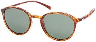 C3 Eye Protect Tulum Amber Green Lunettes de soleil pour homme