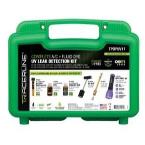 (Complete A/C & Fluid Dye UV Leak Detection Kit)
