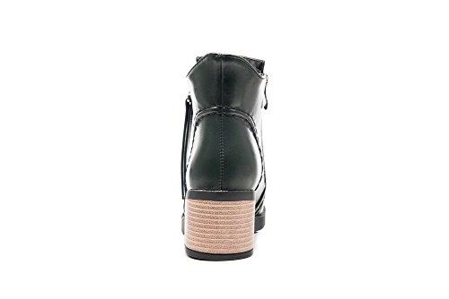 AdeeSu Femme Sandales Green Compensées Sxc02409 On4r7qwHOx