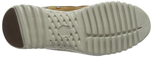 K-Swiss Blade-Light Land Cruiser - zapatilla deportiva de piel hombre beige - Beige (Cognac/Bison/Feather Gray 271)