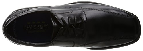Florsheim smooth Black Oxford Freedom Bike Men's pXwxqp0r