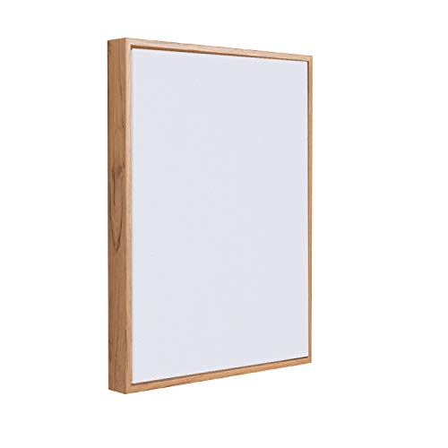 Combo Pack: Floater Frame + Stretched Canvas for Painting 1-3/8