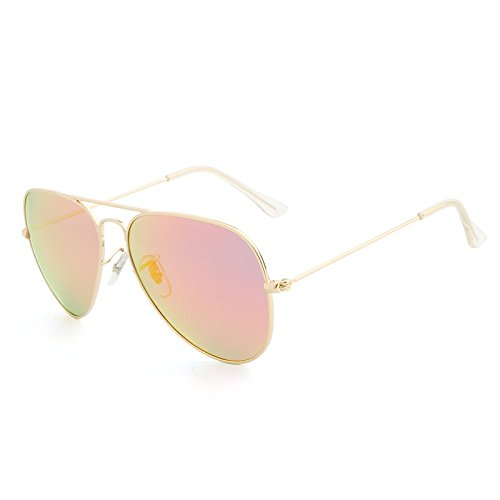 Aviador JCH Soleil Vue de de Polarizado Lunettes Oculos pour ovales Golden Marque Designer Femmes orange polarisées Hommes Classiques Lunettes rPEfqP