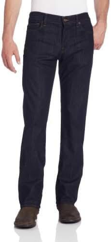7 For All Mankind Men's Standard Straight-Leg Jean in Dark Clean