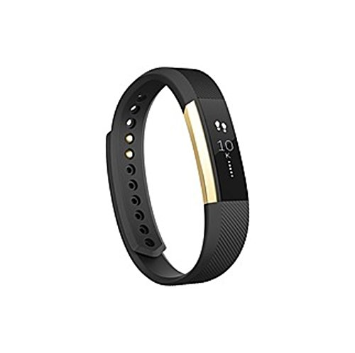 Fitbit Alta Smart Band - Wrist - Accelerometer - Calendar, Silent Alarm, Text Messaging - Sleep Quality, Calories Burned, Steps Taken, Distance Traveled - Bluetooth - (Certified Refurbished) by Fitbit