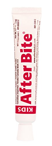 After Bite Kids, Sensitive Formula, Pharmacist Preferred Insect Bite & Sting Treatment, Natural Healing, Aloe Vera, Skin Protectant, Portable Instant Relief, Stop Itching Cream, 0.7-ounce