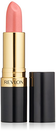 Revlon Super Lustrous Lipstick, Softshell Pink (Pearl Hydrating Lipstick)