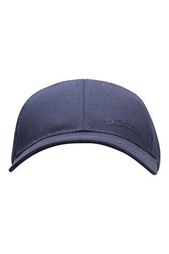 [Mountain Warehouse Womens Baseball Cap Navy] (Pork Pie Hat For Sale)