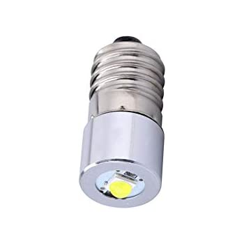 P13.5S LED Upgrade Bulb For Flashlight PR2 Bulb Replacement 2//3//4 C//D AA-Cell
