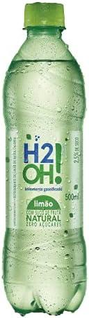 Refrigerante H2OH Limão, Pet 500ml