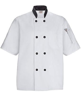 Happy Chef uniformes ligero perchero de pared de chef, XXXL ...