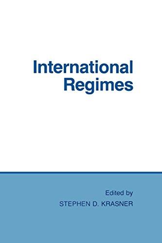 International Regimes (Cornell Studies in Political Economy)