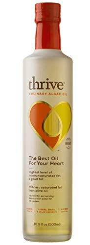 Thrive Culinary Algae Cooking Oil, 16.9 Ounce